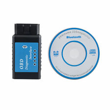 (US) Car wireless OBD2 OBDII ODB2 Elm327 BlueTooth HHO Auto Diagnostic Tool