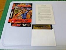 CRISIS MOUNTAIN - APPLE II GAME - 1983 MICROLAB SOFTWARE