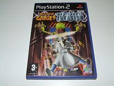INSPECTEUR GADGET MAD ROBOTS INVASION pour PS2 (PAL) complet!