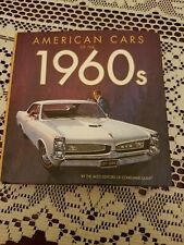 American Cars of the 1960s by the Auto Editors of Consumer Guide Hardcover w/DJ