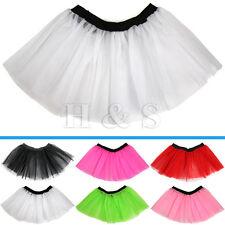 High Quality Tutu Skirt Ladies Women Adults Hen Party 80s Fancy Dress Costume