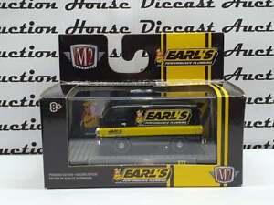 M2 MACHINES 1964 DODGE A100 VISION VAN CURB SIDE EARLS PERFORMANCE