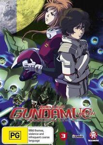 Mobile Suit Gundam - Unicorn : Vol 3 - DVD Region 4 NEW & SEALED