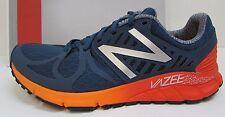 New Balance Size 8.5 Blue Orange Sneakers New Mens Shoes