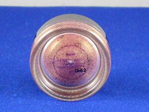 Tarte Chrome Paint Shadow Pot FROSE' Metallic Rose Gold Eyeshadow Mini