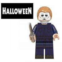 Michael Myers Halloween Horror Movie Custom Minifig Mini Figure 63