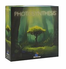 Photosynthesis Board Game Blue Orange Games BOG 05400 Green Strategy Plant Trees