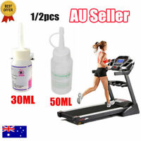 1/2pc Clear Silicone Oil Treadmill Belt Lubricant Walk Running Lube Pl To NW