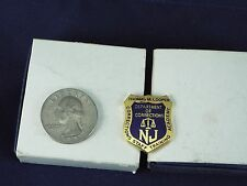 THOMAS M. COOPER DEPARTMENT OF CORRECTION TRAINING ACADEMY PIN