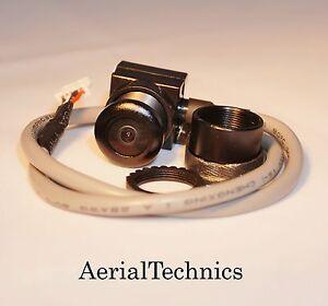 FPV HD Camera Aomway Mini 1/3''CMOS FPV Camera 2.8 Lens Module JST Port + Mic