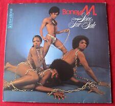 Boney M, love for sale, LP - 33 tours Import
