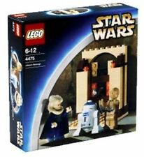 LEGO STAR WARS 4475 JABBAS MESSAGE NEW FACTORY SEALED RETIRED 2003