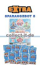 Match Attax EXTRA 14/15 - Alle 168 Karten komplett + Sammelmappe LEER