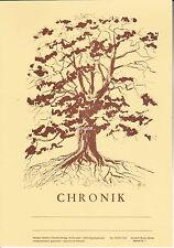 Familienchronik Grundausstattung 5 Blätter Stammbaum Genealogie Forschung