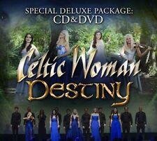 Celtic Woman - Destiny  CD/DVD Deluxe Set (Free UK P+P)