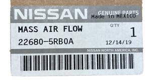 Nissan Air Flow Meter 22680-5RB0A
