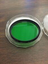Hoya 52mm G (X1) Green Camera Lens Filter Made In Japan