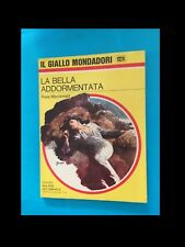 LA BELLA ADDORMENTATA (IL GIALLO MONDADORI nr. 1324)