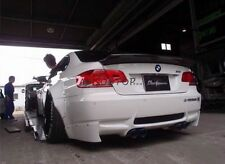 FRP LIBERTY WORK LB PERFORMANCE STYLE REAR BUMPER EXTENSIONS FOR BMW E92 E93 M3