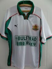 Bulgaria Football Soccer Shirt Puma 1998 World Cup Original Top Mens Stoichkov