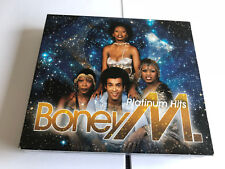 Boney M : Platinum Hits CD (2013) 2 CD EX/EX 5014797671881