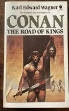 CONAN THE ROAD OF KINGS PAPERBACK BOOK