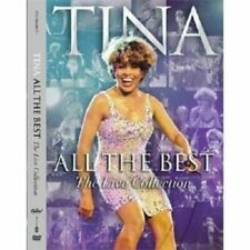 Tina Turner All The Best / Live Collection DVD Region - PAL Sirh70