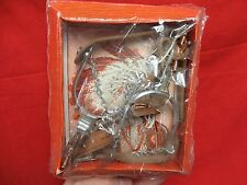 1950's-80's   CHILD SIZE COWBOY / WESTERN  SPURS W/LEATHER STRAPS - BOXED