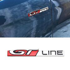 Auto Car Accessories Sticker Car Cover For Peugeot 308 208 508 3008 5008 GT Line