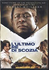 L'ultimo re di Scozia - DVD 2006 USATO OTTIME CONDIZIONI