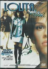 Lolita. I peccati di Hollywood (1997) DVD