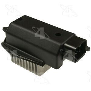 HVAC Blower Motor Resistor-Resistor Block 4 Seasons 20611