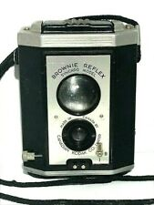 Brownie Reflex Camera Synchro Model Made in Canada by Canadian Kodak Co. Limited