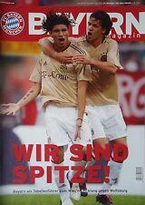 Programm 2005/06 FC Bayern München - VfL Wolfsburg