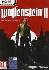 Bethesda Wolfenstein 2 The Colossus per PC Ver