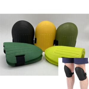 Foam Knee Cushion Sport 1 Pair Work Guard Gardening Builder BD Pads Protectors