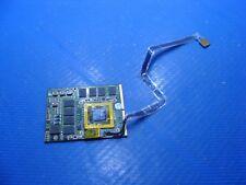 "Dell Alienware M17x R2 17.3"" Nvidia GTX 285M 1GB Video Card w/Cable VFCM7 ER*"