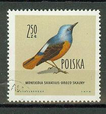 Polen Briefmarken 1960 Geschützte Vögel Mi.Nr.1205