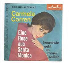 Carmela Corren 1962 : Eine Rose aus Santa Monica