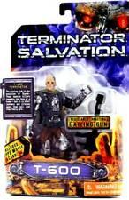 Terminator Salvation Movie Set of 3 Action Figures T-R.I.P +. T-700 + T-600