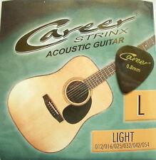 Career Strinx Western-Saiten Light 012-054