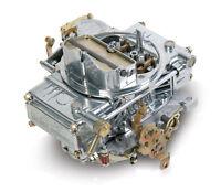 Holley 0-1850SA Model 4160 Aluminum Street Carburetor 600 cfm Choke Vacuum