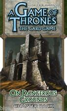 A GAME OF THRONES CARD GAME CHAPTER PACK ON DANGEROUS GROUNDS
