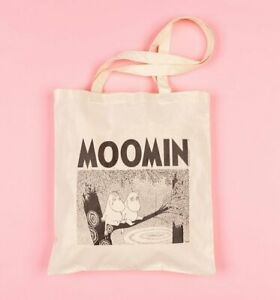 Official Meloncholy Moomins Tote Bag
