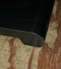 "4 Injection Molded Duron Bullnose 13""x36"" Shelves & Brackets Display Storage"