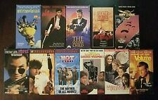 Lot of Vhs Movies - Monty Python & the Holy Grail, La Bamba, Hot Shots and more!