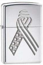 Zippo 28367 flag unity ribbon Lighter