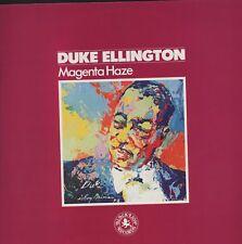 Duke Ellington Magenta Haze Vinyl Record  Black Lion   LP1.54