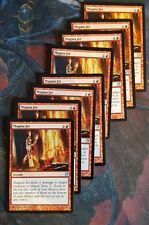 Mtg magma jet x 4 great condition