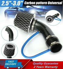3' Universal Car Cold Air Intake Filter Alumimum Induction Kit Pipe Hose System (Fits: Saab 9-3)